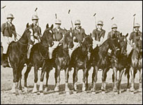 OMA Polo Team, 1935